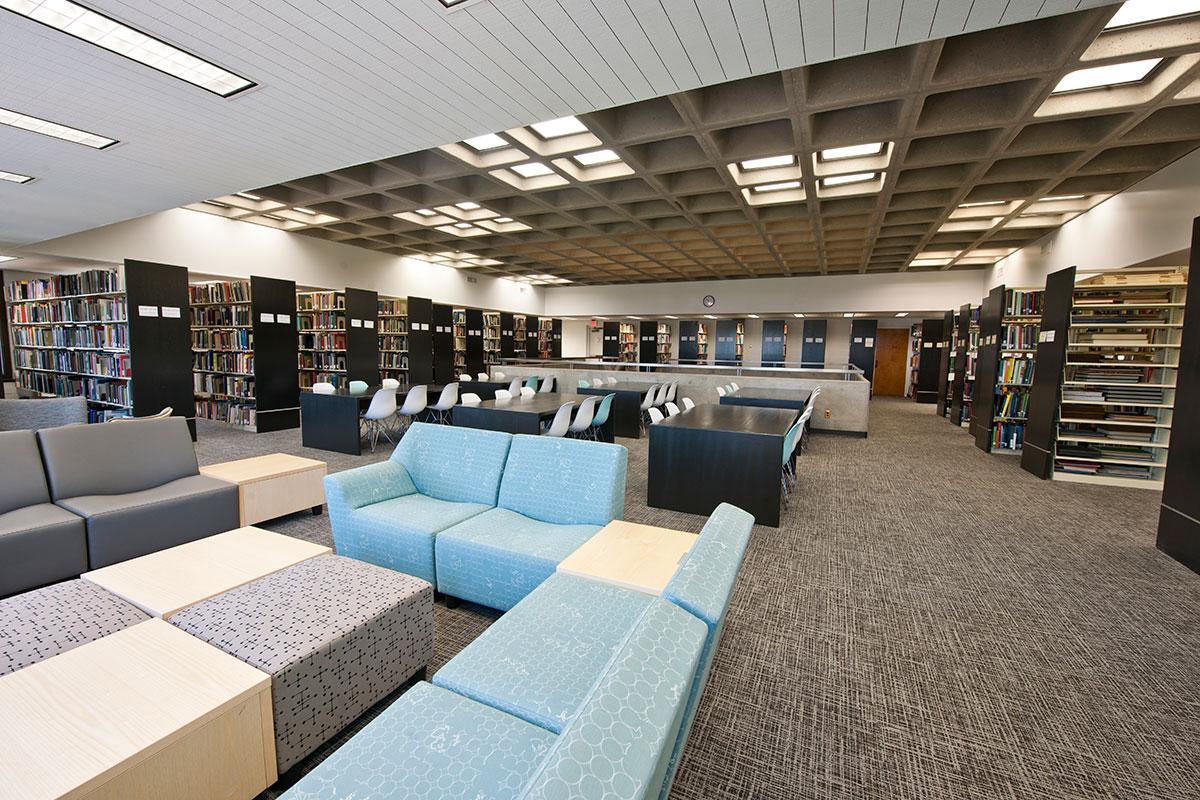 LADC Library Renovation - Auburn University