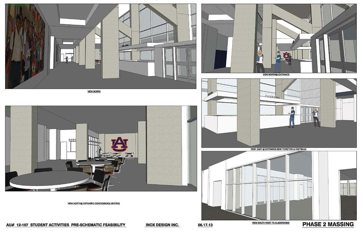 Student Activities Center   Auburn University